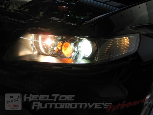 JDM 04-05 Lamps Installed