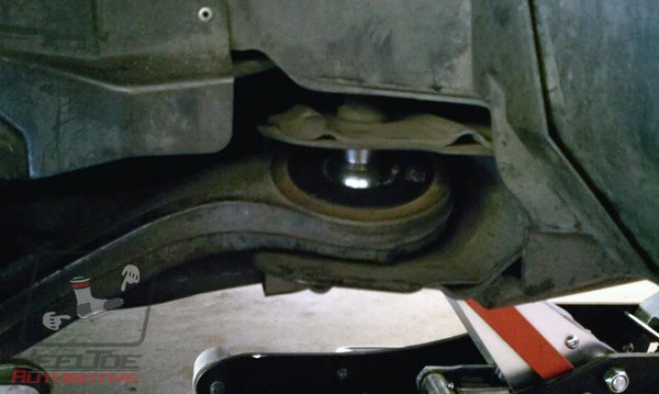 04 To 08 Front Lower Control Arm Bushing Failure