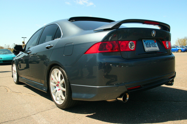 04 08 tsx roof spoiler project poll acura tsx forum sciox Images