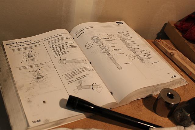 A Genuine Helm Manual is full of detail.