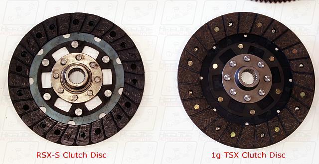 K K Clutch Compare Disc