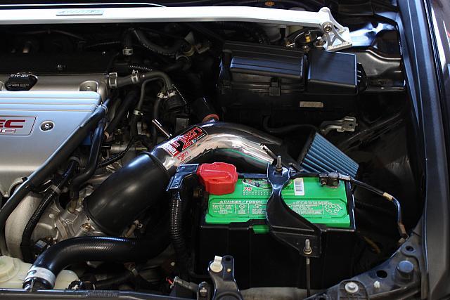 Intake Shootout! 04-08 Acura TSX - Heeltoe Automotive, In