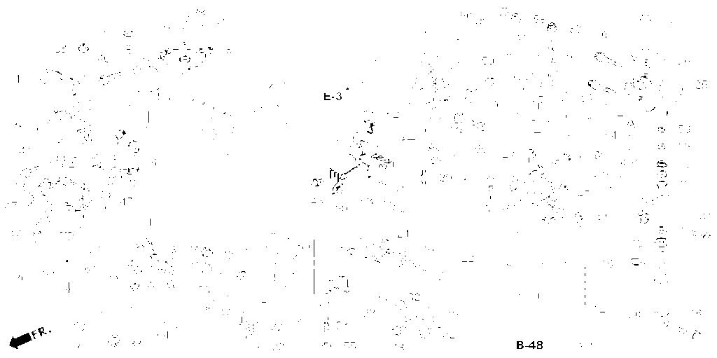 Honda Genuine Engine Mounts, 2004-08 Acura TL & TL-S for Automatics and  Manuals | Acura Engine Diagram |  | Heeltoe Automotive