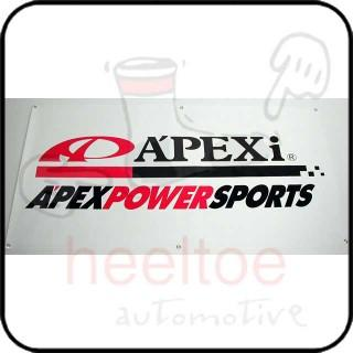 Apex Integration (A'PEXi) Official Accessories, A'PEX Banner (2ft x 8ft), 601-KB01