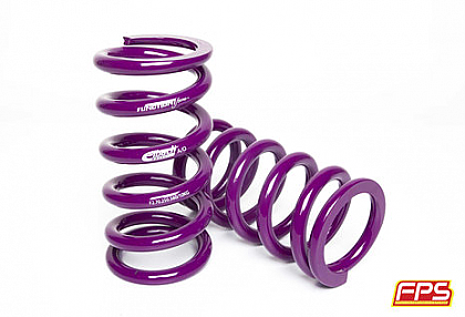 "Function Form Function Performance Spring, Each, Universal (10kg, 7""-2.5 ID), Purple, F2.70.250.560/10kg"