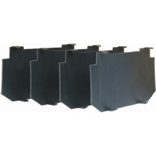 RB Performance Rubberized Pad Shims for use with RB Forged 4-piston calipers
