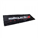 "Skunk2 Banner, (60"" x 20""), Black/Red/Silver, 60"" x 20"", 836-99-1440"