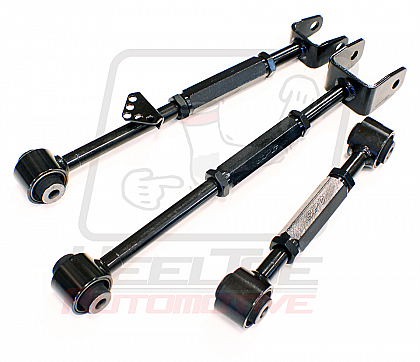 SPC Alignment Adjustable Rear Arm Set (3 arm set), ONE SIDE, 2008-12 Honda Accord All Models, 67540